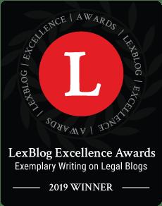 delnero-award-lexblog-excellence-awards-2019-winner